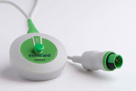 Huntleigh Sonicaid® Team3/FM800 Encore ultraljudsgivare 2 meter