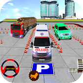 offroad Multi car parking mania 3d