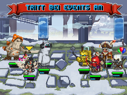 Bit Heroes Screenshot