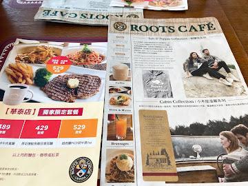 Roots Cafe華泰名品城