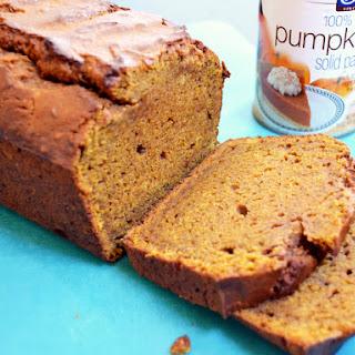 Pumpkin Molasses Bread.