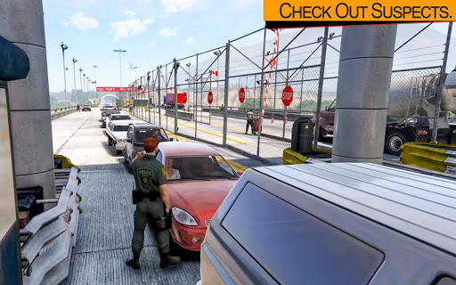 Code Triche Border Police Sim APK MOD screenshots 4