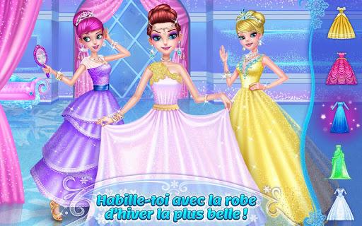Princesse des Glaces  captures d'écran 1