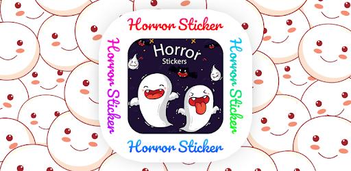 WAStickerApps Horror - Horror Sticker for Whatsapp – Programme op