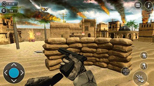 battle in pacific fps shooter 2018 - battle royale screenshot 1