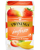 Twinings Infuso Strawberry & Mango 40 g