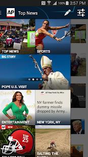 AP Mobile- screenshot thumbnail