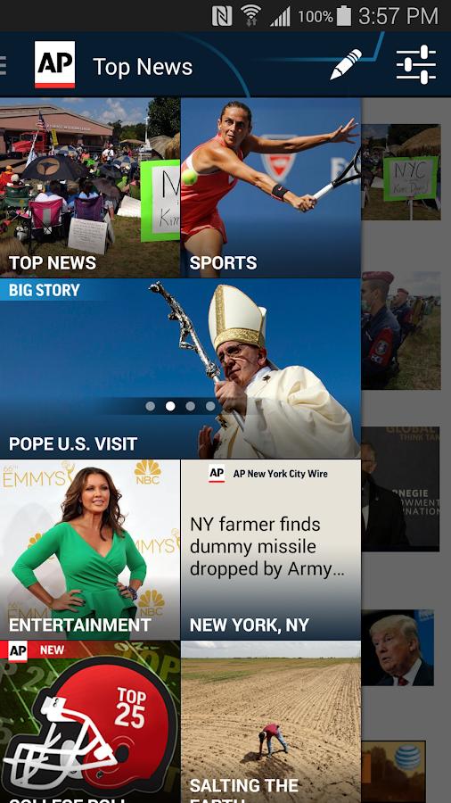 AP Mobile- screenshot