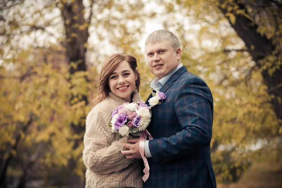 Свадебный фотограф Александр Цыганов (Tsiganov). Фотография от 27.10.2018
