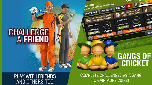 World Cricket Championship 2 Appar (APK) gratis nedladdning för Android/PC/Windows screenshot