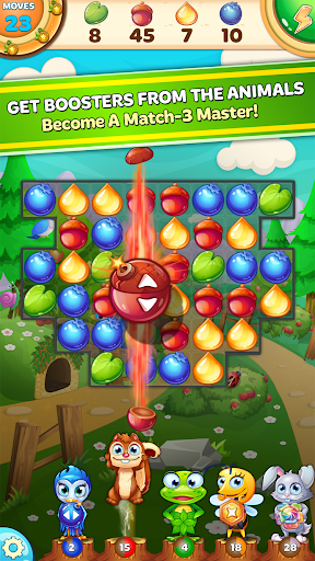 Forest Rescue: Match 3 Puzzle 12.0.3 3