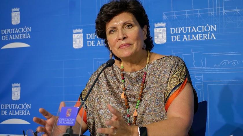 Carmen Navarro anunció la segunda edición de estos premios