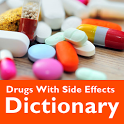 Drugs Side Effects Dictionary icon