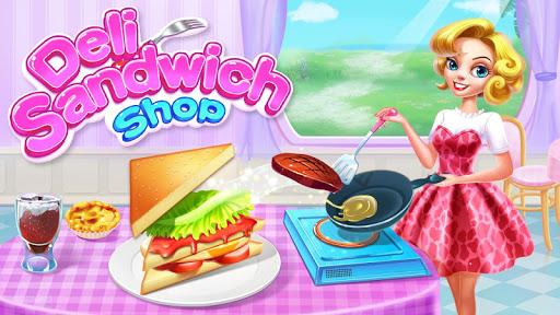 ud83eudd6aud83eudd6aMy Cooking Story - Deli Sandwich Master 2.3.5009 screenshots 3