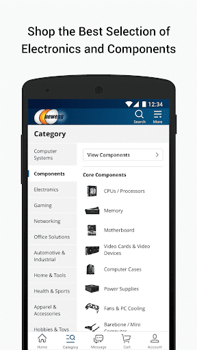 Newegg Mobile 5.14.0 Screenshots 3
