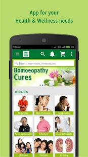 Schwabe India - Homeopathy- screenshot thumbnail