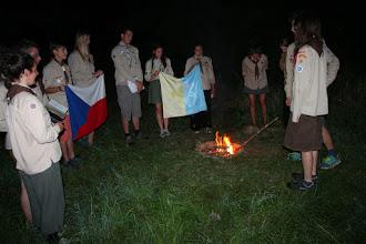 Photo: Slib Šamana a Kapky