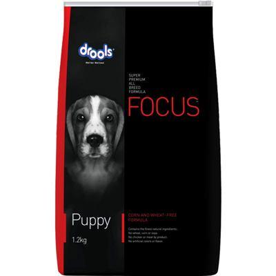 Drools Focus Puppy Super Premium Dog Food best dog foods in India