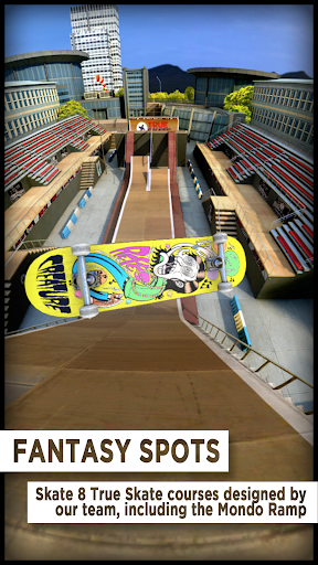 True Skate apkpoly screenshots 1