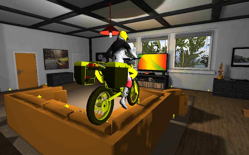 Office-bike-driving-3d 9