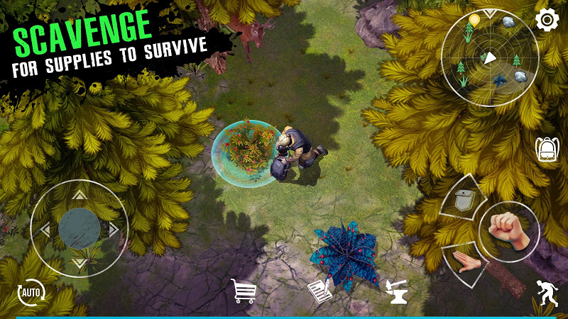 Live or Die: Zombie Survival Pro Screenshot 1