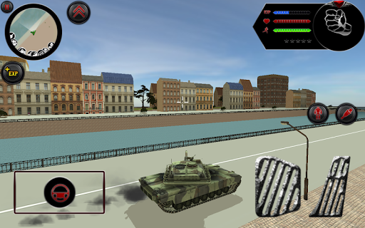 Urban War Robot Tank 1.0 1