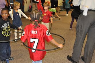 Photo: Let's Move like Michael Vick