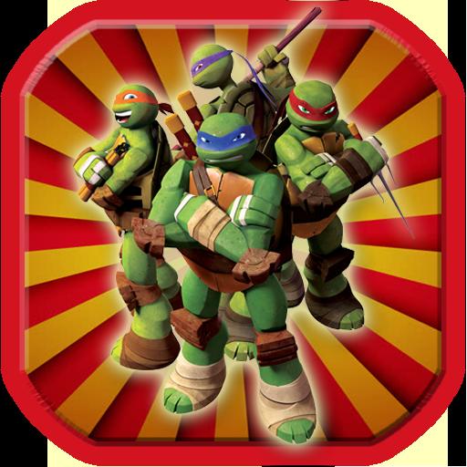 The Ultimate Ninja Turtles