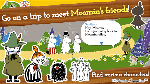 MOOMIN Welcome to Moominvalley 5.14.0 screenshots 9
