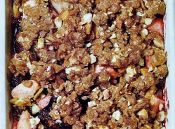 Apple Berry Brown Betty Recipe