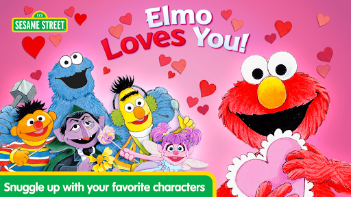 Elmo Loves You!