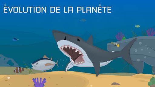 Télécharger Évolution de la planète : Mutation de Spores APK MOD (Astuce) screenshots 1