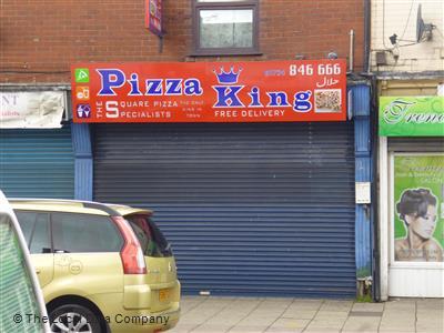 Pizza King On Frodingham Road Fast Food Takeaway In
