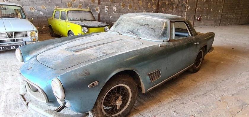 Voiture Maserati 3 500 GT, 1961