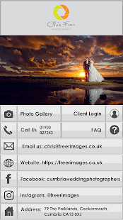 Chris Freer Photography- screenshot thumbnail