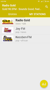 Online Radio Ghana- screenshot thumbnail