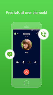 FreePP – free VoIP and multimedia SMS 1