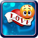 Love Emoticons Stickers Store icon
