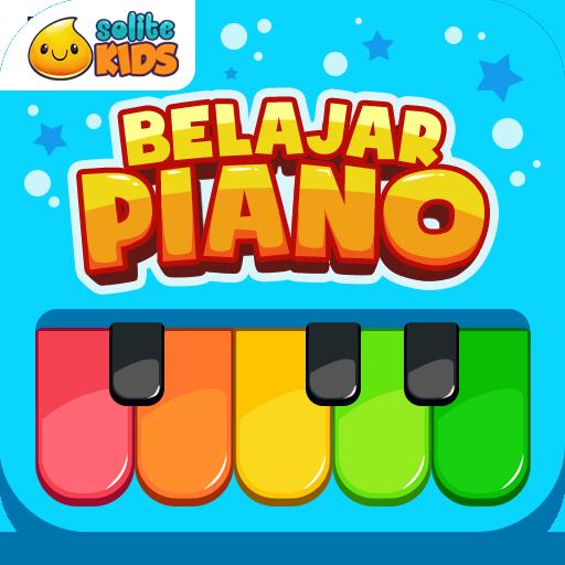 Belajar Piano + Lagu Indonesia