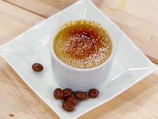 Crème brûlée café