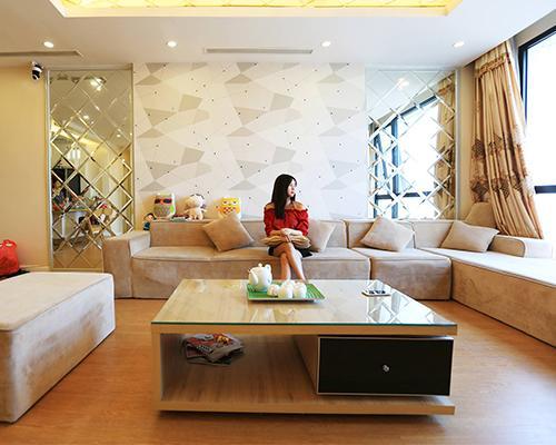 Nội thất thông minh đem lại không gian thoải mái hơn cho ngôi nhà