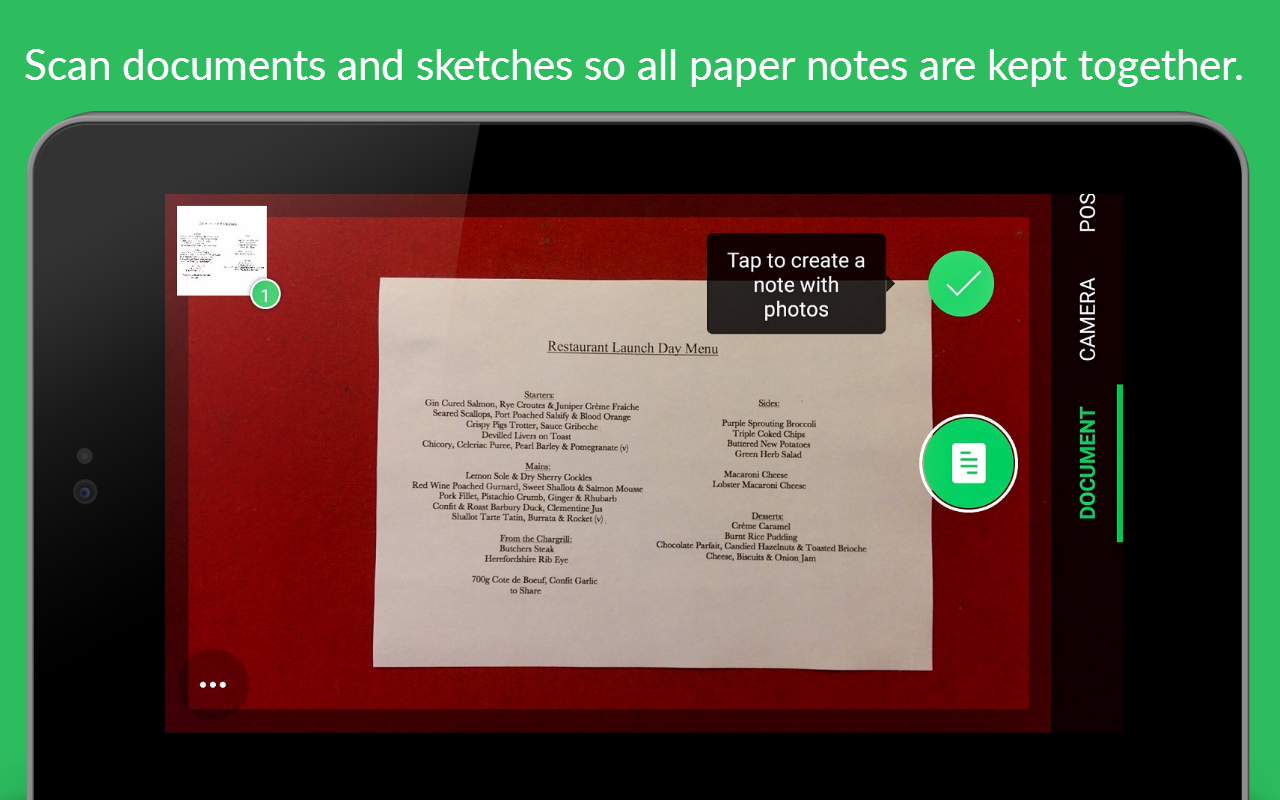 Evernote - stay organized. screenshot #22