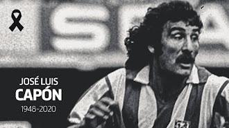 Capón marcó una época en el club colchonero.