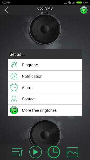 玩個人化App おかしいSMS着メロ免費 APP試玩
