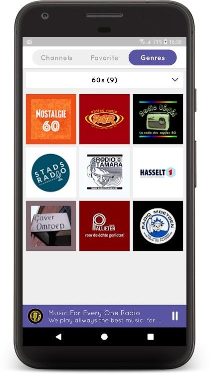 Radio Belgium Free FM – (Android Applications) — AppAgg