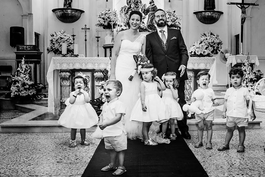 Wedding photographer Paco Tornel (ticphoto). Photo of 23.08.2016