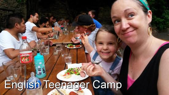 English Teenager Camp 5