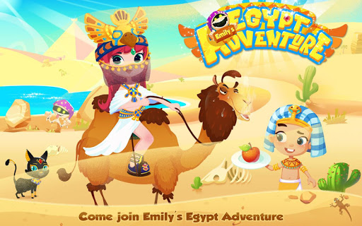 Emily's Egypt Adventure for PC