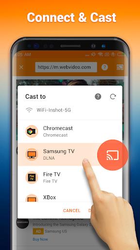 Cast to TV: Chromecast, Roku, Fire TV, Xbox, IPTV 1.3.1.3 screenshots 3