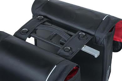 Basil Sport Design Double Pannier - 32L MIK Mount Black alternate image 4